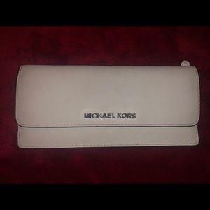 White Michael kors